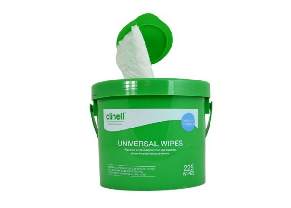 Clinell Universal Sanitising Ricarica - Conf. 225 Wipes