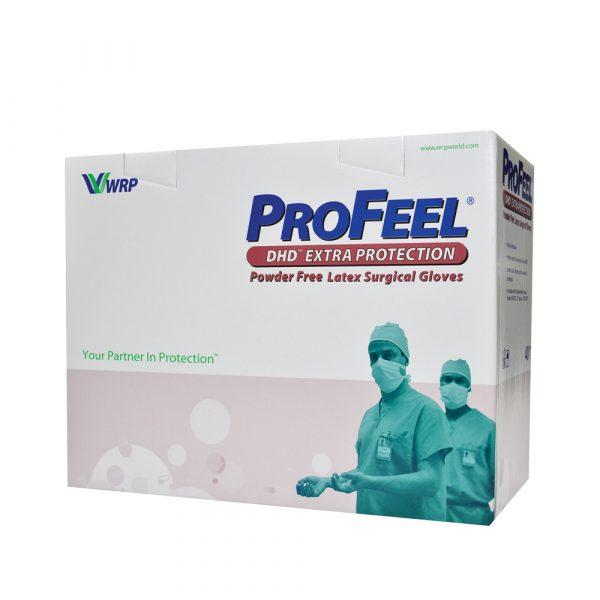 Guanti Chirurgici Extra Protection Lattice Sterili senza polvere Profeel - 40 paia