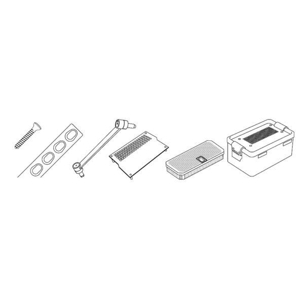 Kit Viti Corticali e Placche da 2.7/3.5 mm