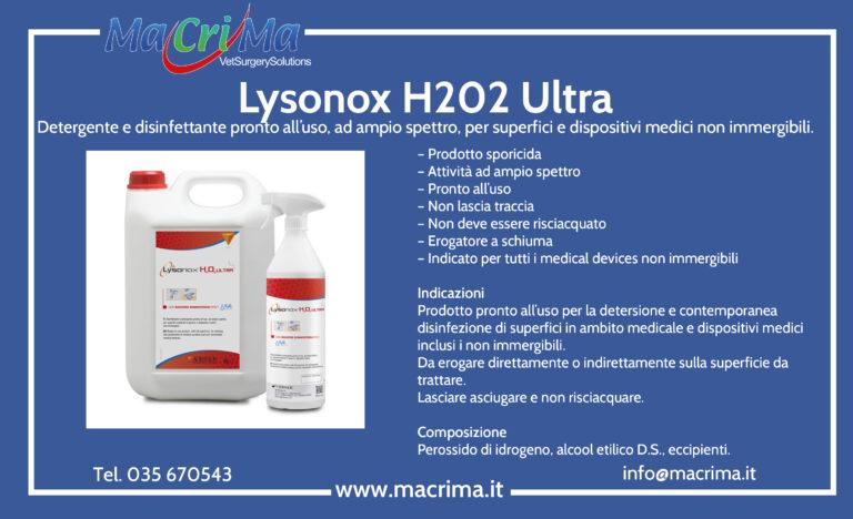 Lysonox H202 Ultra