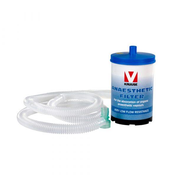 Kit Filtro per Evacuazione Gas Anestetici Kruuse®