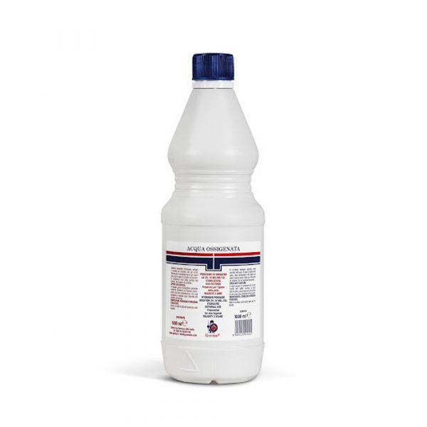 Acqua Ossigenata 3% 10 Vol 1 lt