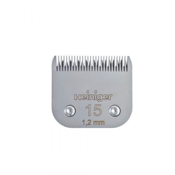 Testina Heiniger A5 size 15 - 1.2 mm