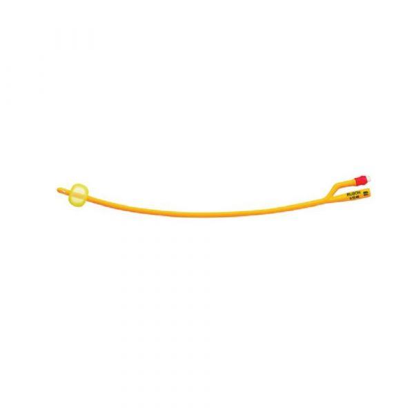 Catetere di Foley Lattice CH 8 30 cm c/Pallone 3-5 ml
