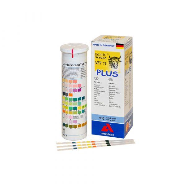 Strisce Urine Vet Alta Qualità 100 pz