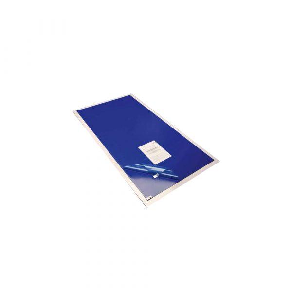 Tappetino Decontaminato Blu con Indicatore Numerico Mis. 45 x 115 - 8 Pz. da 30 Fogli.