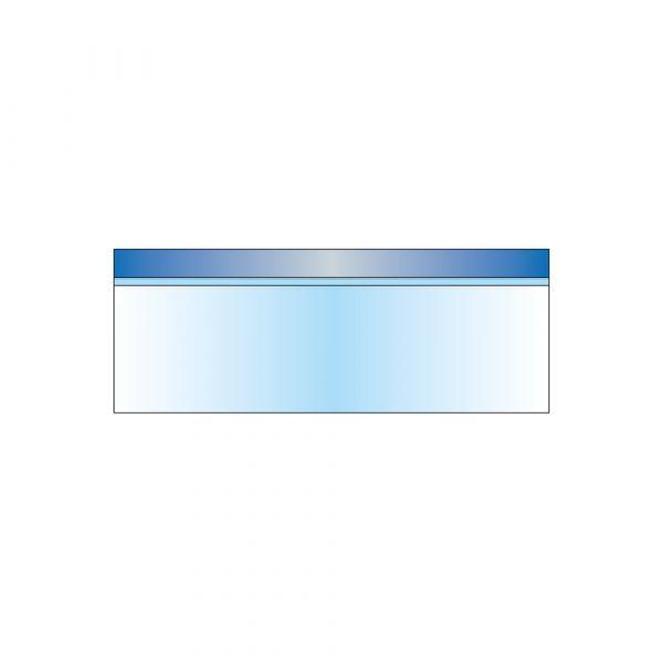 Tasca Porta Strumenti 45 x 120 cm a 1 Scomparto in PE Trasparente - Sterile