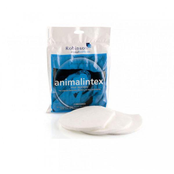 Animalintex Hoof Shaped