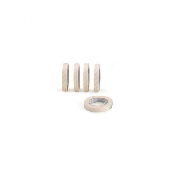 Nastro con Indicatore di Sterilizzazione per Autoclave 50 m x 19 mm