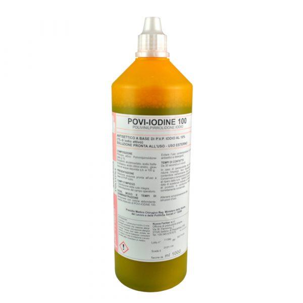 Povi Iodine 100 - 1 lt