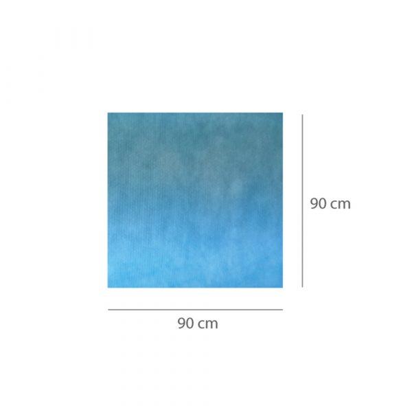 Tappetino Assorbente h 90 x 90 cm Antiscivolo - Assorbenza 3500 ml/mq - Non Sterile - Conf. 40 Pz.
