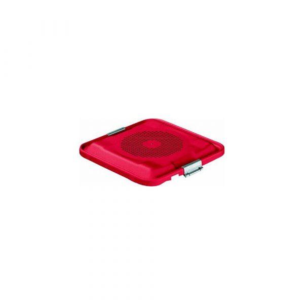 Coperchio Rosso per Container JK