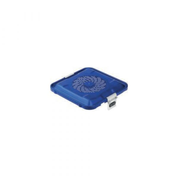 Coperchio Blu per Container JK