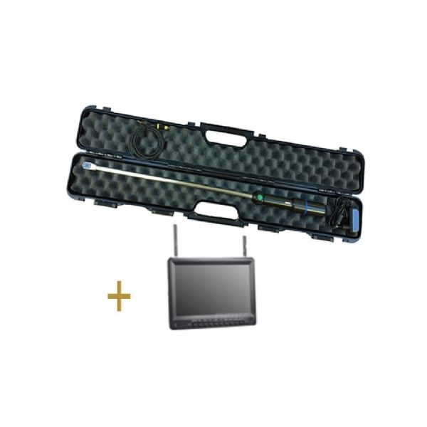 Dentalscope Standard Set + Monitor Wireless
